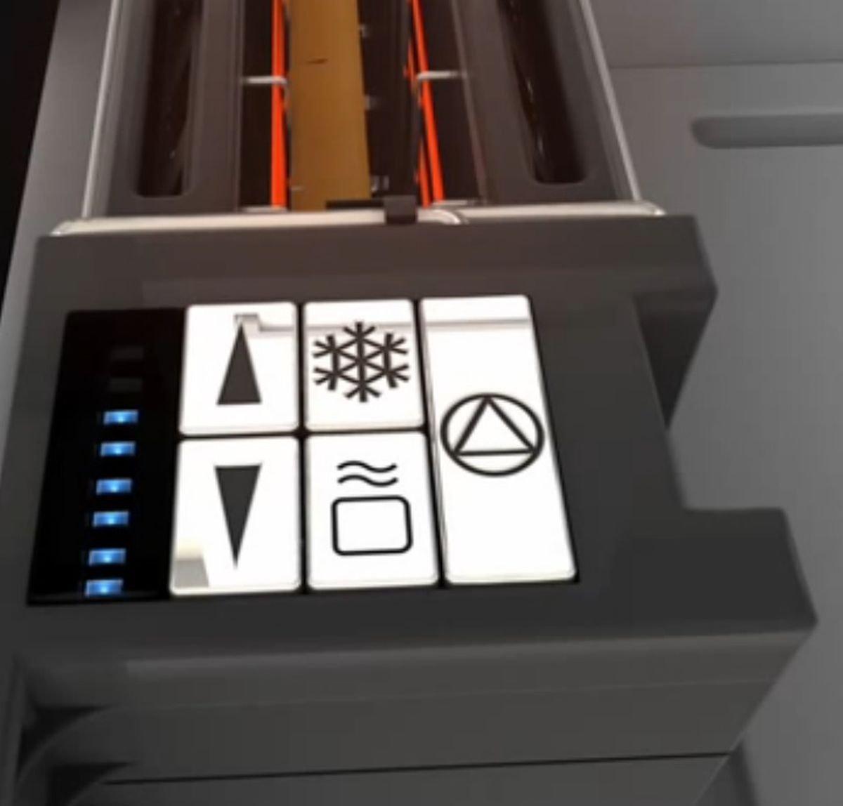 ritter Einbau-Toaster ET 10 der Test und Vergleich LED Panel